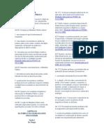 Código de processo civil oficial de promotoria