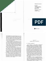 De Saussure-Corso Di Linguistic A Generale (Varios Caps.)
