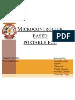 Micro Controller Ppt