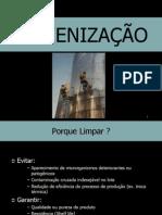 UP - 8. Higienizaçao