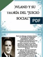 Teoria Del Juicio Social Equipo 9