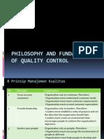 Quality Control - Kuliah 2