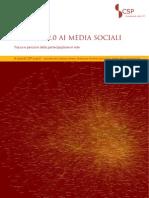 Dal Web 2.0 Ai Media Sociali