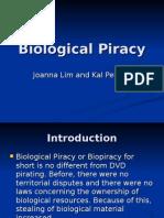 Bio Piracy
