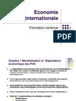 Economie Internationale FC