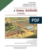 Hunter Army Air Field