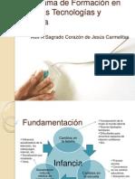 Programa de Formación en Nuevas Tecnologías y Familia