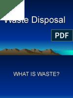 Waste Disposal 2
