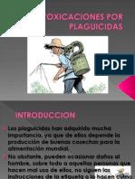 Intoxicaciones Por Plaguicidas
