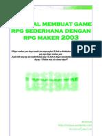 tutorial membuat game sederhana dengan RPG Maker 2003 - oleh