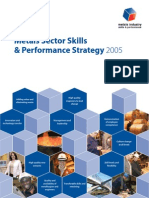 Skills and Performance Strategy
