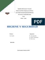 Glosario de Higiene y Seguriadad Industrial
