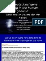HumanGeneFinding-NGDM2007_Salzberg