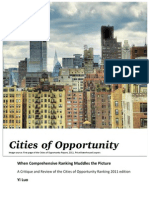Yi_Luo Cities of Opportunity Critique