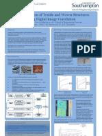Karakteristik Struktur Textile Dan Woven Menggunakan Digital Image Correlation_Marine Transport_Williams_Helen_FSI Away Day Poster 2009