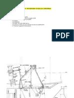 JNF-38 Deriva Chiglia Zavorra