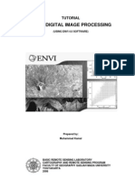 Basic Image Processing Using Envi_rev1