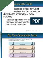 c217Personality Traits
