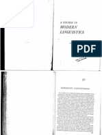 A Course in Modern Linguistics - Charles F. Hockett