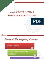 01 Finansijski Sistem i Finansijske Institucije
