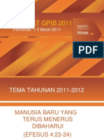 Hasil Pst Gpib 2011-New; Pptx