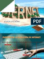 EVOLUCIÓN  Y HERRAMIENTAS INTERNET