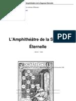 L Amphitheatre de La Sagesse