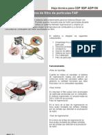 0002El sistema de filtro de partículas FAP