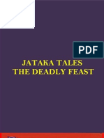JATAKA TALES - THE DEADLY FEAST