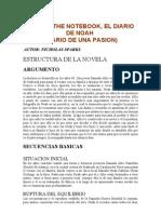 Novela the Notebook