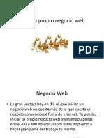 Crear Tu Propio Negocio Web Clase 7