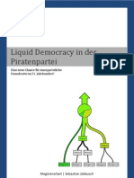 Liquid Democracy in der Piratenpartei