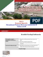 Potensi Bencana Di Indonesia BCP DRP Sesi1