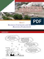 Recovery Framework BCP DRP Sesi3
