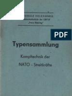 Typensammlung - Kampftechnik der NATO Streitkräfte - Nationale Volks Armee ( NVA )