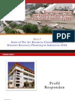 State of Art BCP DRP Sesi2