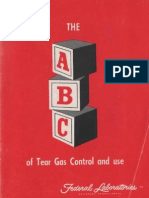 The ABC of Tear Gas Control and Use