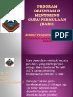 Program Orien & Mento GST 2010