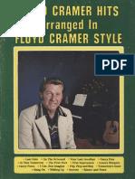 Floyd Cramer-Hits Arranged in the Floyd Cramer Style