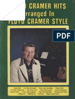 Floyd Cramer-Hits Arranged in the Floyd Cramer Style