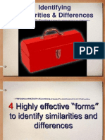 Similarities and Differences Power Point