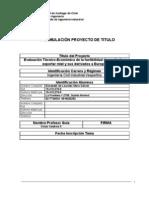 Info Memoria > Documentos Memoria > Formaulación Proyecto de título