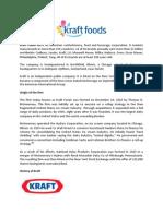 Kraft Foods Inc