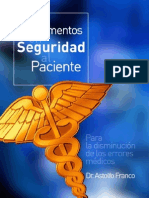 Fundamentos en La Seguridad Al Paciente Dr. Astolfo Franco