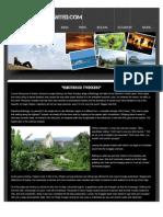 """Bukittinggi, Sumatra, Indonesia - """"Bukittinggi Jungle Trekking"""" - TRAVEL"""