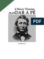 Andar a pé - Henry David Thoreau