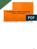 Economical Engine Operation