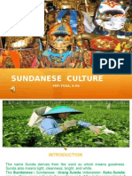 Sundanese Culture