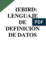 Firebird DDL