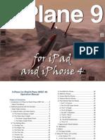 X-Plane 9 for iPad Manual